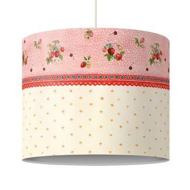 Lampadario design - The Strawberry Fairy - Strawberry Pattern