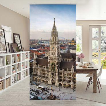 Tenda a pannello City of Munich 250x120cm