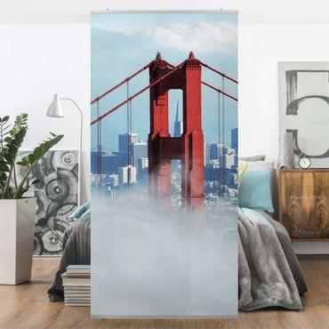 Tenda a pannello Good Morning, San Francisco! 250x120cm