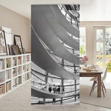 Tenda a pannello In the Berlin Reichstag II 250x120cm