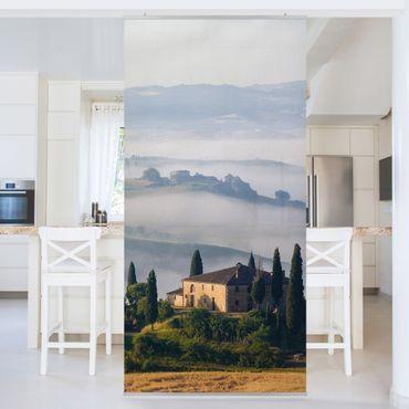 Tenda a pannello Estate in Tuscany 250x120cm