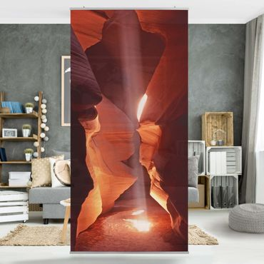 Tenda a pannello Well In The Antelope Canyon 250x120cm