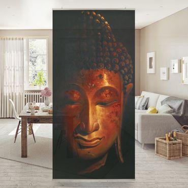 Tenda a pannello Madras Buddha 250x120cm