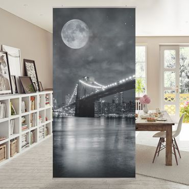 Tenda a pannello Manhattan Mysteries 250x120cm