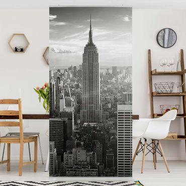 Tenda a pannello Manhattan Skyline 250x120cm