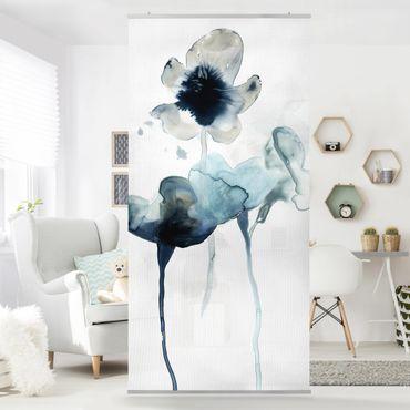 Tenda a pannello - Midnight Bloom II - 250x120cm
