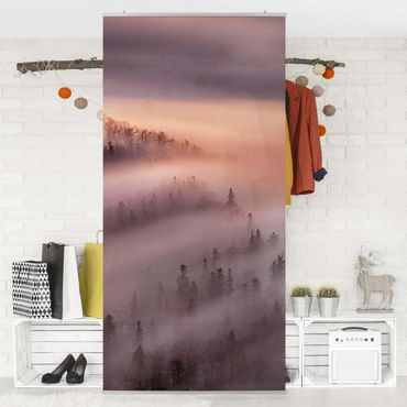 Tenda a pannello - Nebbia Flood - 250x120cm
