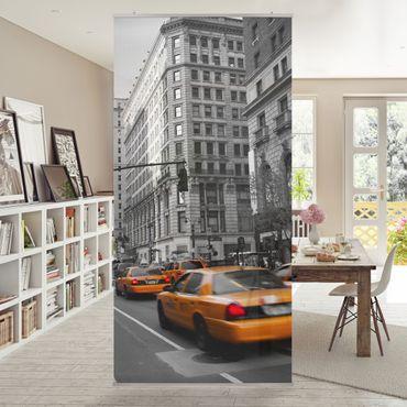 Tenda a pannello New York, New York! 250x120cm