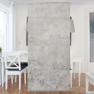 Tenda a pannello Shabby concrete look 250x120cm