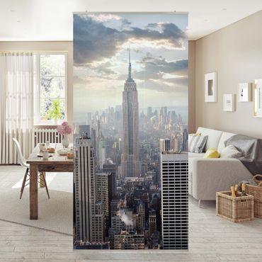 Tenda a pannello Sunrise In New York 250x120cm