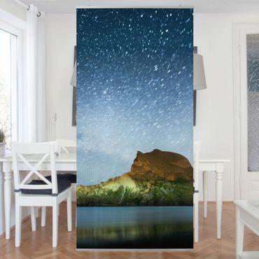 Tenda a pannello Starry sky 250x120cm