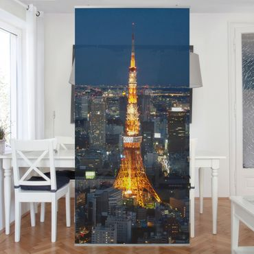 Tenda a pannello Tokyo Tower 250x120cm