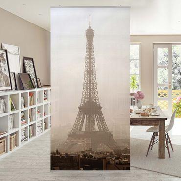 Tenda a pannello Tour Eiffel 250x120cm