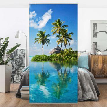 Tenda a pannello Tropical Paradise 250x120cm