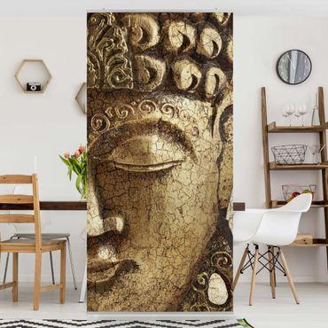 Tenda a pannello Vintage Buddha 250x120cm