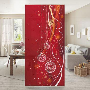 Tenda a pannello Christmas decoration 250x120cm