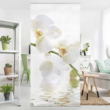 Tenda a pannello White Orchid Waters 250x120cm
