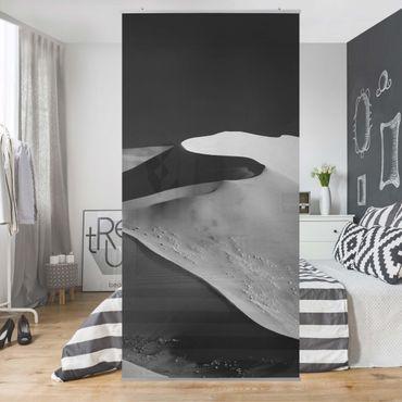 Tenda a pannello - Deserto - Estratto Dunes - 250x120cm