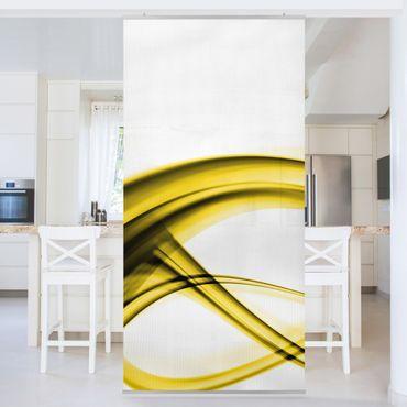 Tenda a pannello Yellow Element 250x120cm