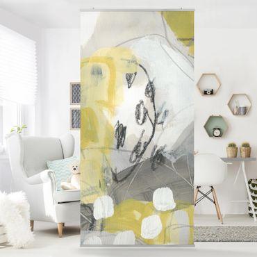 Tenda a pannello - Limoni Nella Foschia III - 250x120cm