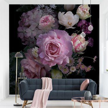 Carta da parati - Bouquet di rose da sogno