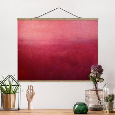 Foto su tessuto da parete con bastone - Deserto rosso - Orizzontale 4:3