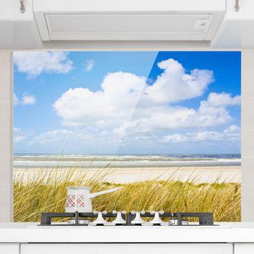 Paraschizzi in vetro - At The North Sea Coast - Orizzontale 3:4