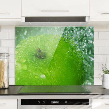 Paraschizzi in vetro - Green Apple - Orizzontale 3:4