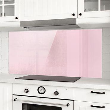 Paraschizzi in vetro - Rose - Panoramico