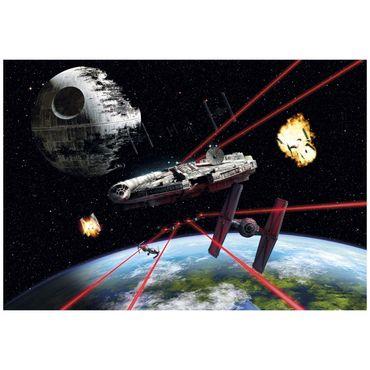 Carta da parati - Star Wars Millennium Falcon