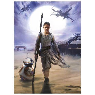 Carta da parati - Star Wars Rey