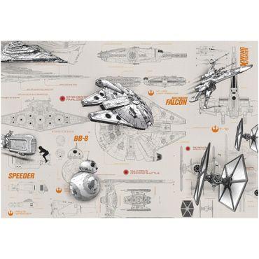 Carta da parati - Star Wars progetti