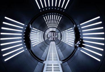 Carta da parati - Star Wars - Tunnel