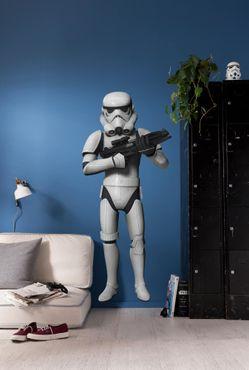Adesivo murale per bambini - Star Wars Soldati Imperiali