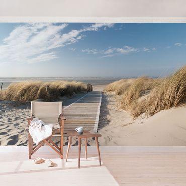 Carta da parati - Baltic beach