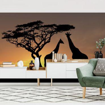 Carta da parati - African Sunset