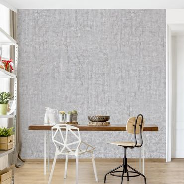 Carta da parati - Concrete Wallpaper - Painted Concrete Wall