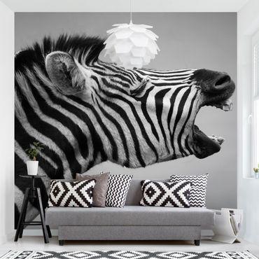 Carta da parati - Rawling Zebra II