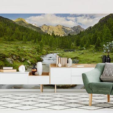 Carta da parati - Debanttal National Park Hohe Tauern