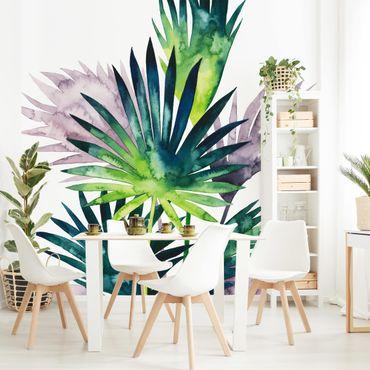 Carta da parati - Exotic Foliage - Palme