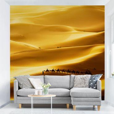 Carta da parati - Golden Dunes