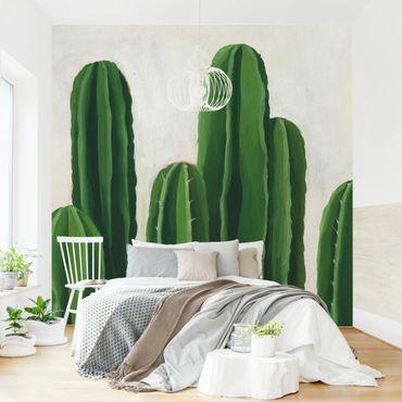 Carta da parati - Piante preferite - Cactus