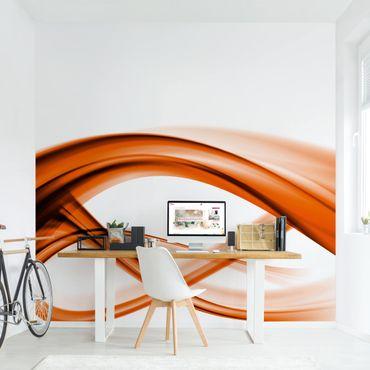 Carta da parati - Orange Element
