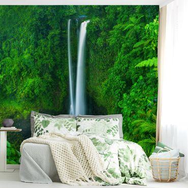 Carta da parati - Waterfall Paradise