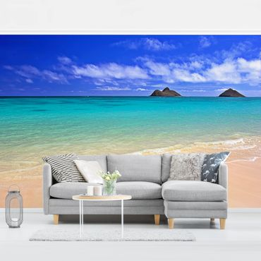 Carta da parati - Spiaggia paradisiaca