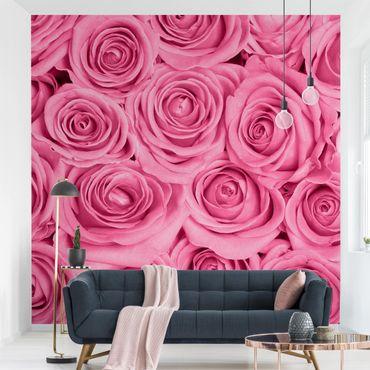 Carta da parati - Pink Roses