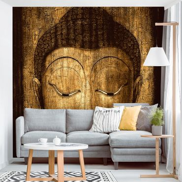 Carta da parati - Smiling Buddha