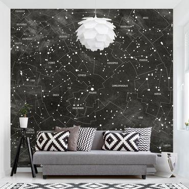 Carta da parati - Ottica constellazioni