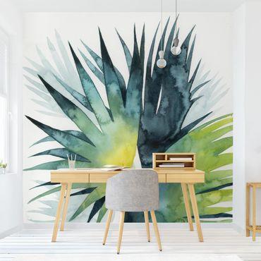 Carta da parati - Vegetazione tropicale - Palme