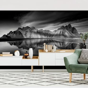 Carta da parati - Vesturhorn In Islanda